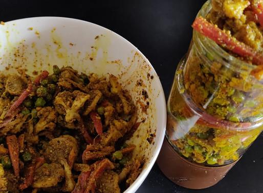 Mix veg pickle