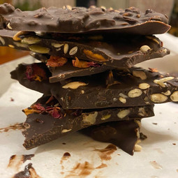 Chocolate Nutty Bark