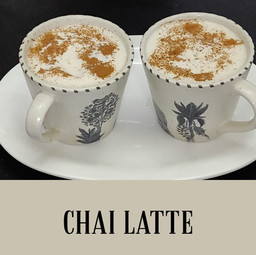 Chai [Tea] latte