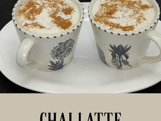 Chai [Tea] latte