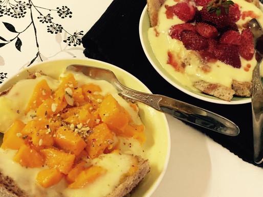 Bread Fruity Delight-