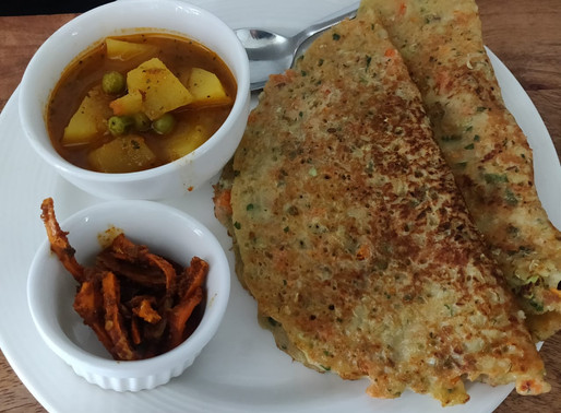 Healthy chilla[Protein-Rich Chilla For A Diet-Friendly Meal]