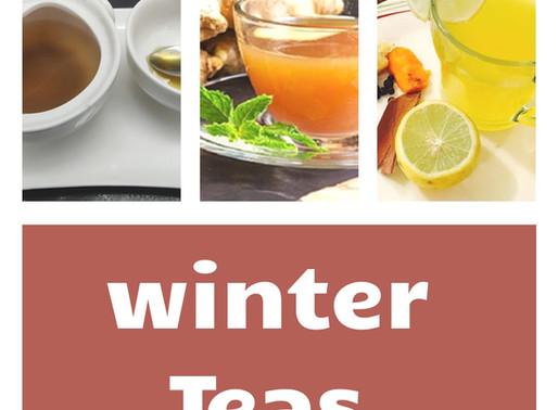 Teas of winter