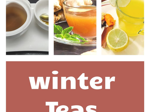 Teas of winter
