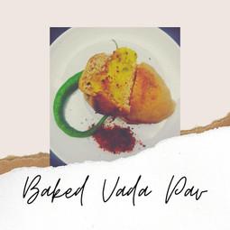 Baked Batata Vada