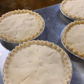 Double Crust Pies