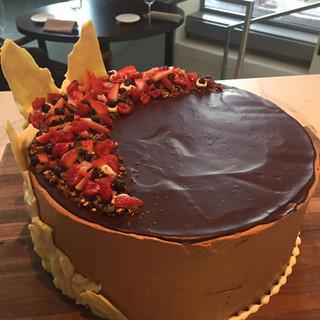 Chocolate, Strawberries & Crisps