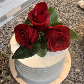 Valentine Simple Roses