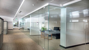Glass Office Partitions   Request A Booking Online