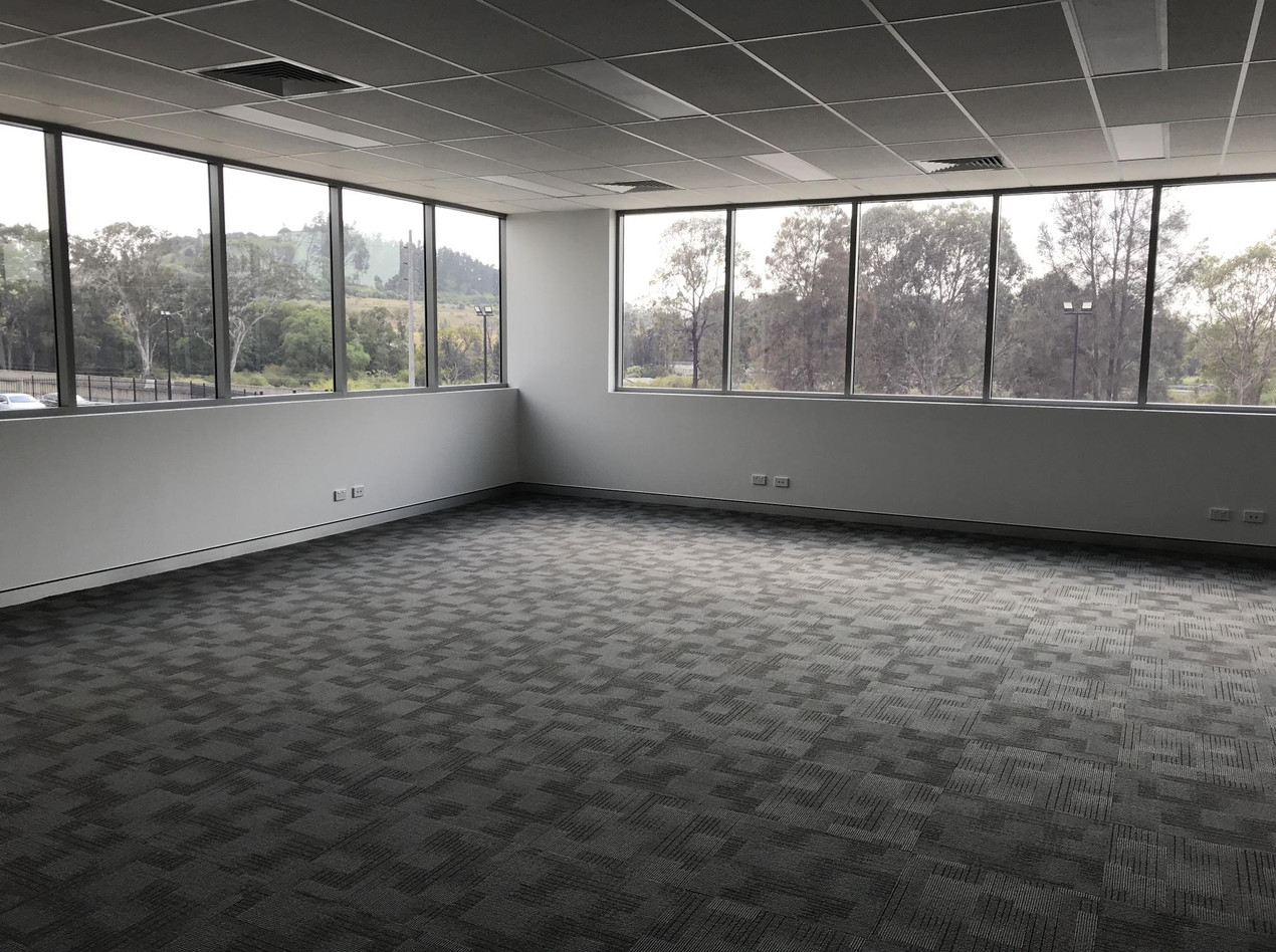 Office Before Fit Out