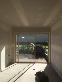 Plasterboard Extension