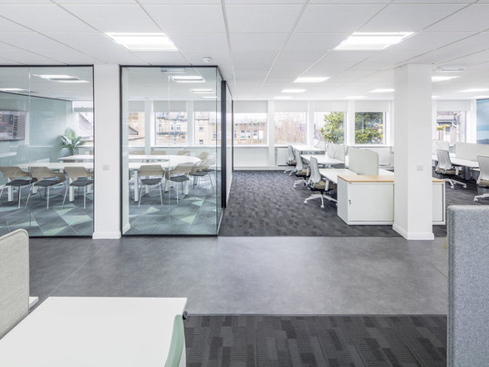 Office Refurbishment | Book A Job Online Today | Professional Office Fit Outs