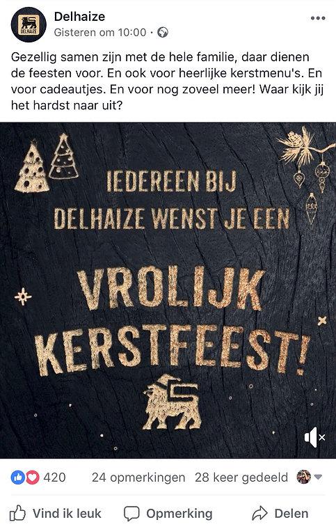 Delhaize_Kerst