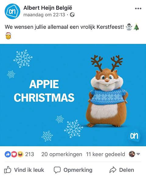 Albert Heijn_Kerst