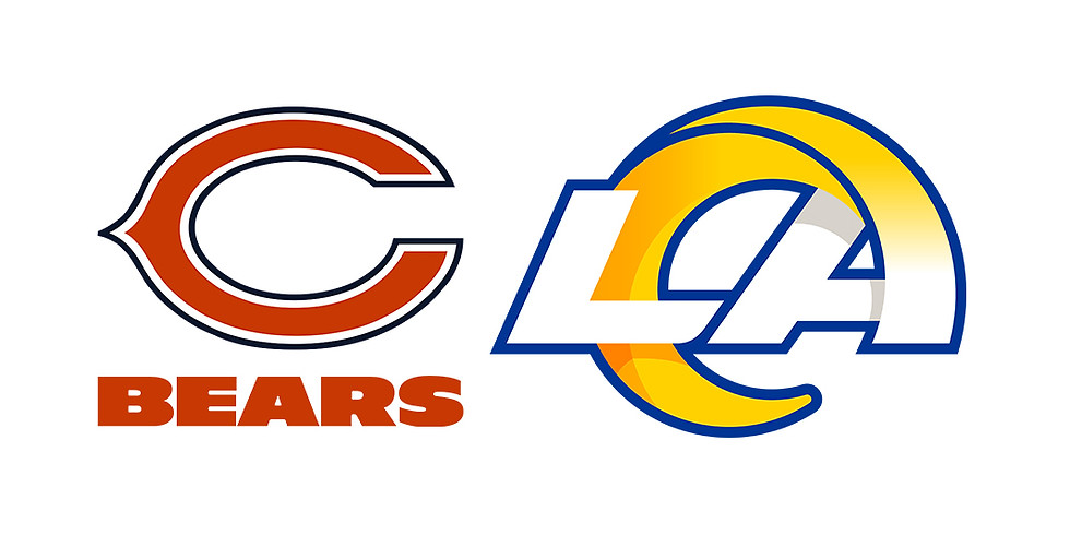 NFL Bears vs. Rams Watch Party