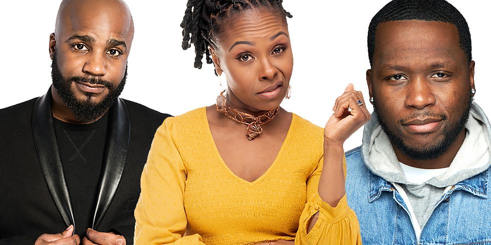 Pop Up Comedy Show + post show mingle
