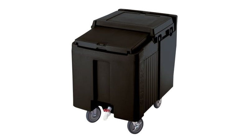 125 lb Ice Caddy with Wheels
