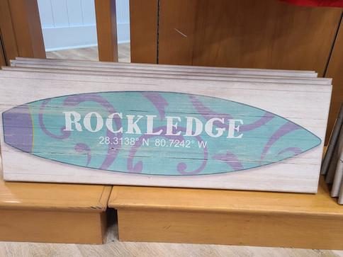 Flag (Rockledge - Surf Board)