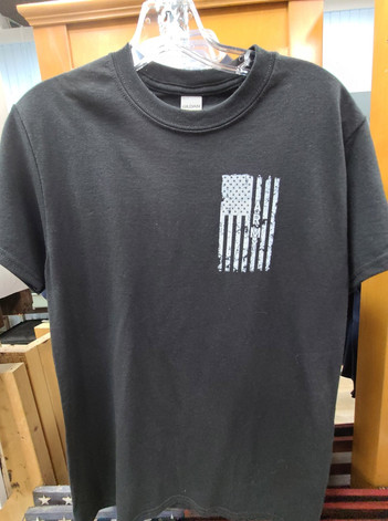 T-Shirt (Army/Gray - Front)