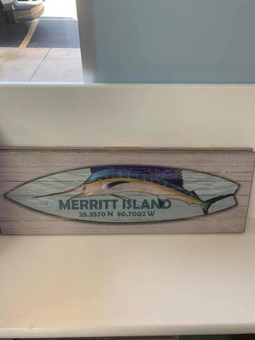 Flag (Merritt Island - Swordfish)