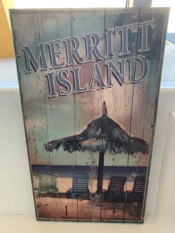 Flag (Merritt Island - Umbrella)