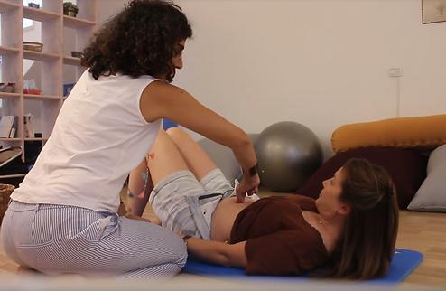 עלמה - פיזיותרפיה לשיקום הגוף לאחר קיסרי