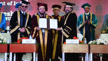 How to Get an Honorary Doctorate Legally ?
