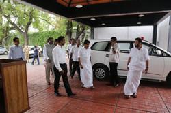 arrival-minister