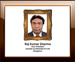 Raj Sharma New