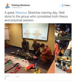 Saviour Tactical Training