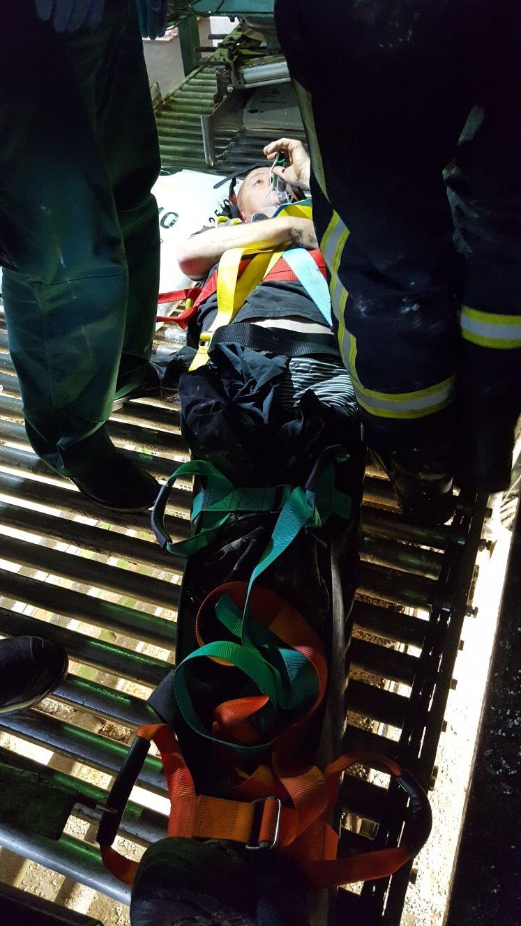 Industrial Rescue ROI
