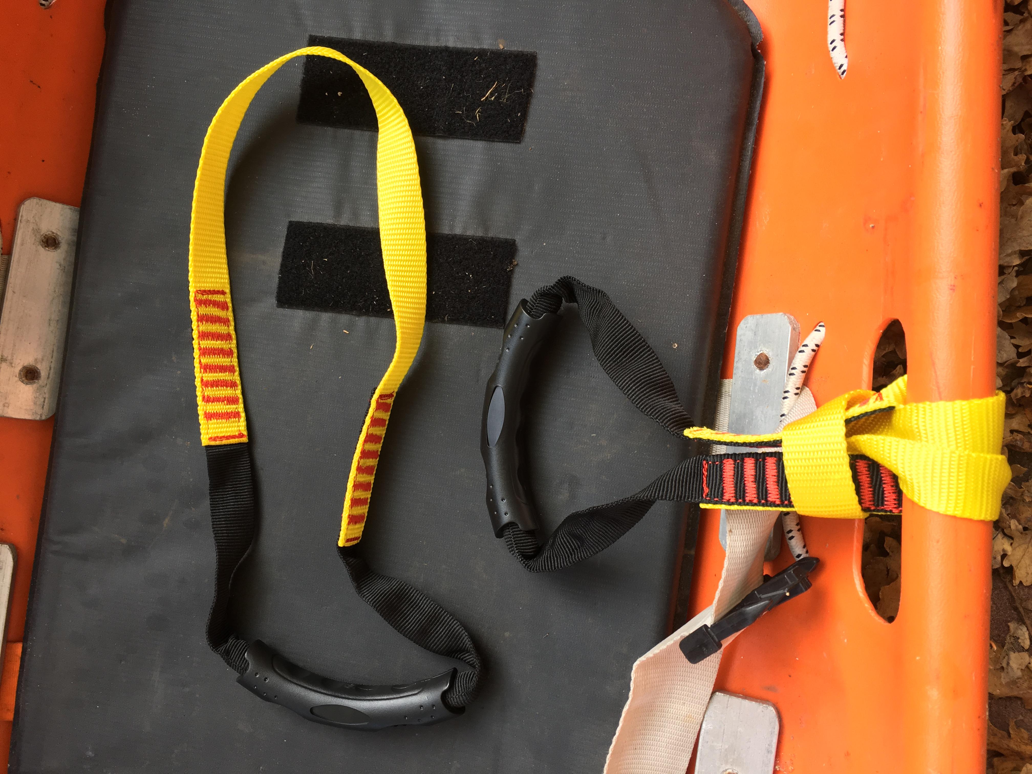 Saviour Carry EZ and Orange Basket