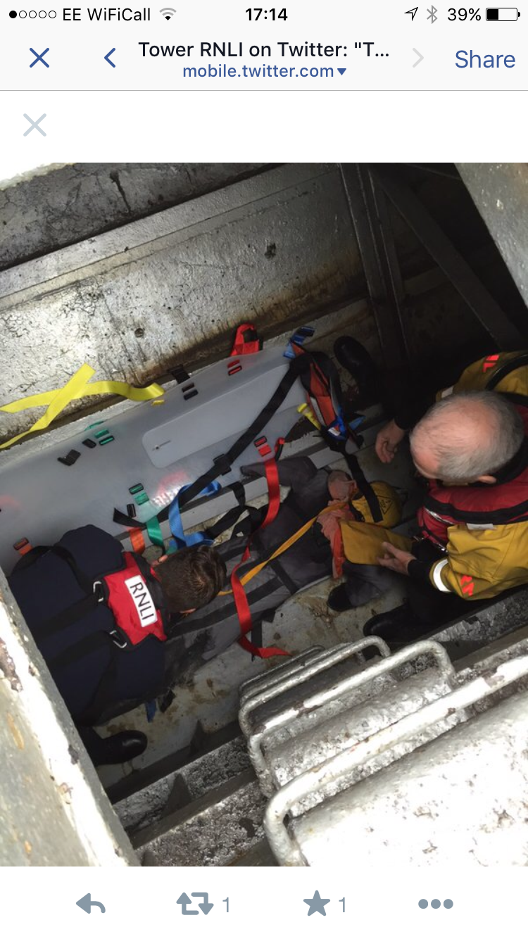 Saviour Tactical Confined Space 3