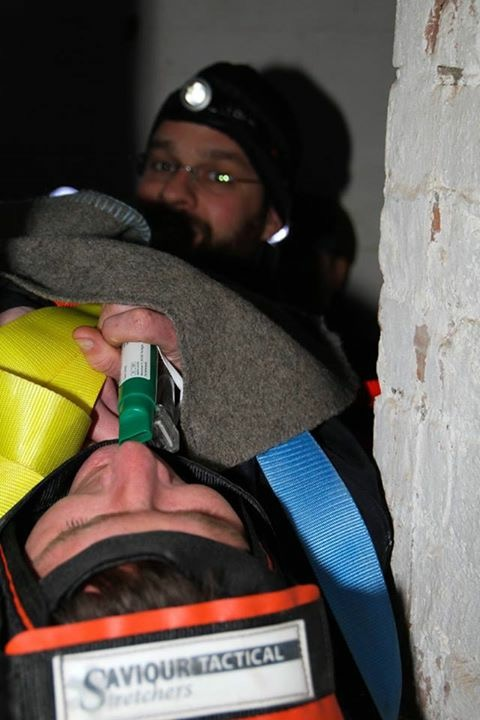 Red Cross Confined Space 1