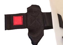 All-black covert strap flash