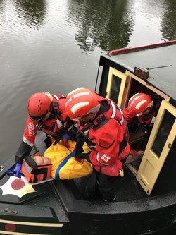 Maritime rescue