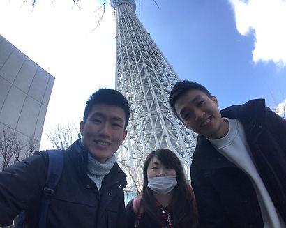 Bonyo 日本東京私人導遊嚮導雪球