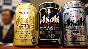 Bonyo Derek Asahi 啤酒工廠體驗
