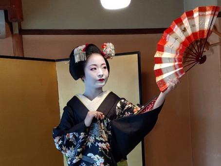 京都花見舞妓體驗