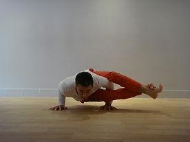 yoga poitiers posture
