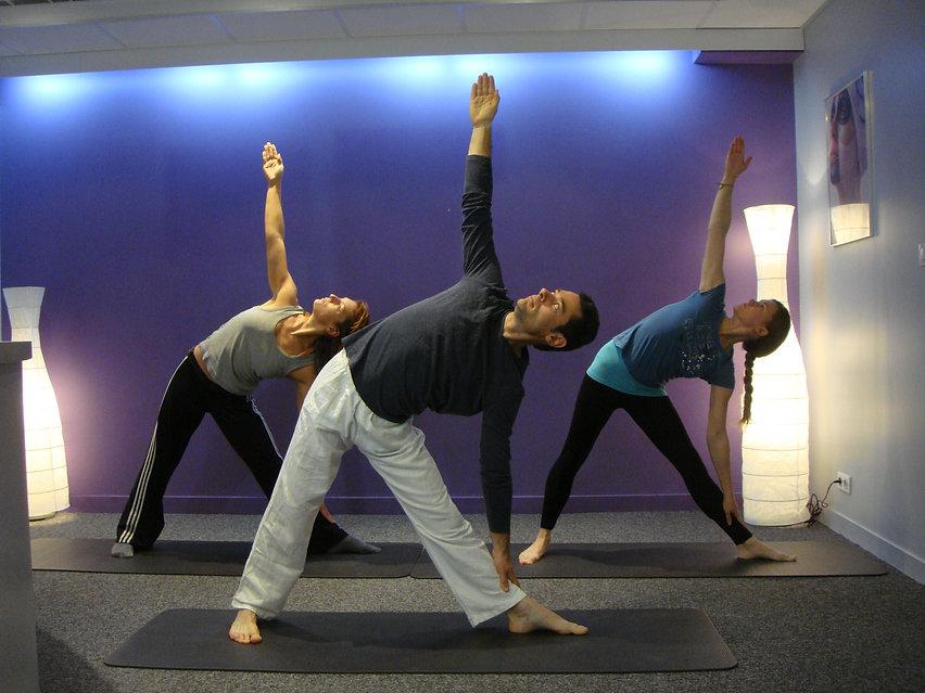 cours yoga poitiers futuroscope