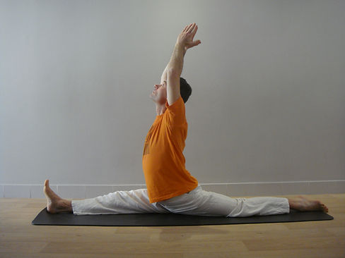 postures yoga poitiers