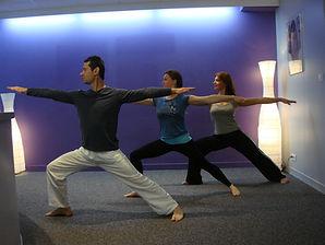 yoga poitiers près du futuroscope, détente, relaxation