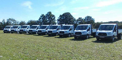Van delivery and work fleet
