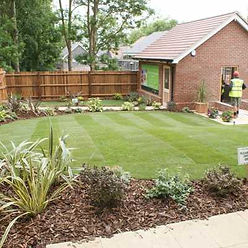 Soft Landscaping Garden Work
