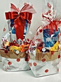 Poppy Popcorn Snack Bag