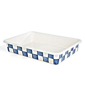 Royal Check 9x13 Baking Pan