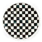 Enamel Serving Platter Round