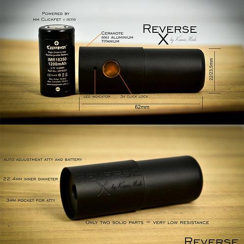 Reverse X