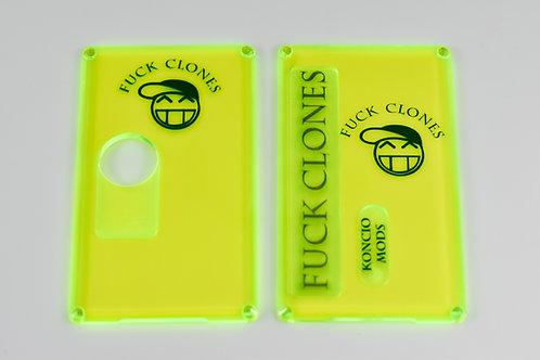 Panels for Billet Box Acrylic C4